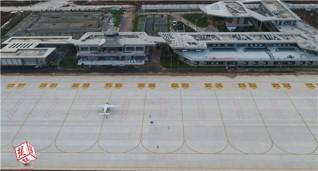 汉南通用机场-中建三局、中建二局
