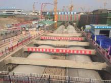 青岛地铁八号线-中铁建工集团